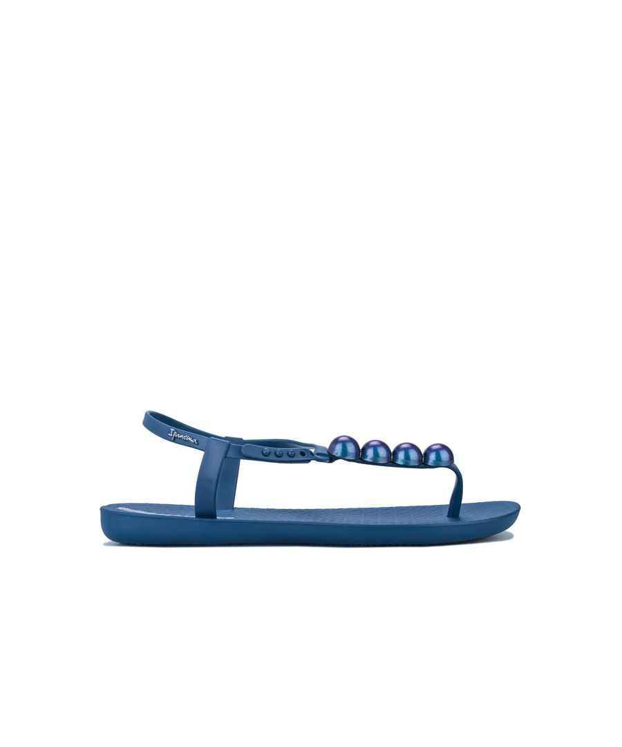 Image for Women's Ipanema Class Pebble Sandals in Navy