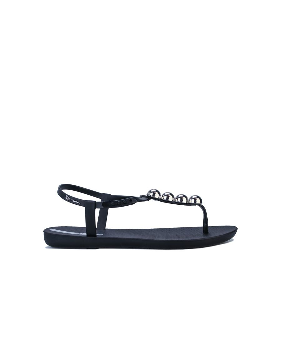 Image for Women's Ipanema Class Pebble Sandals in Black