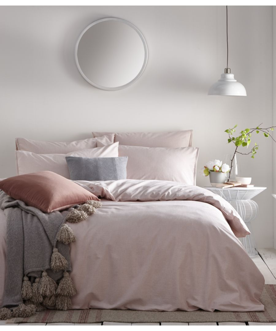 Image for Claybourne Duvet Set Blush
