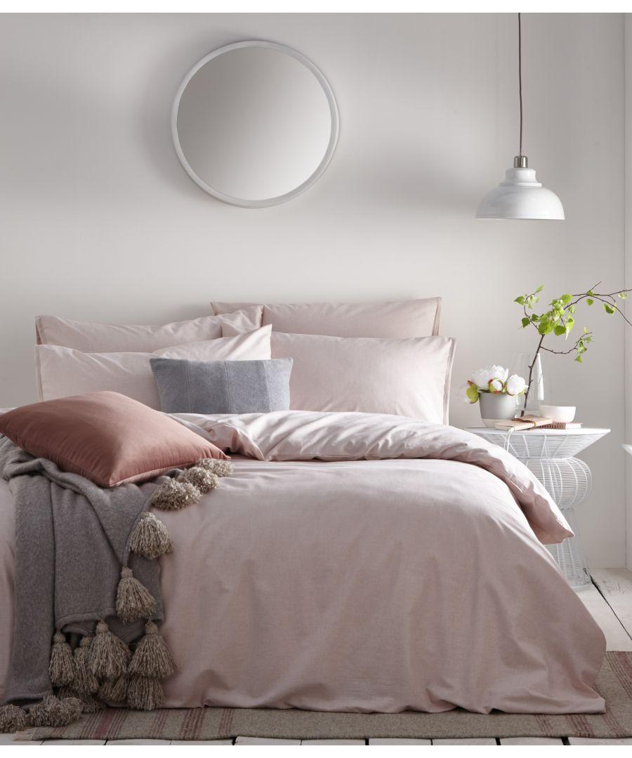 Image for Claybourne Duvet Set Blush
