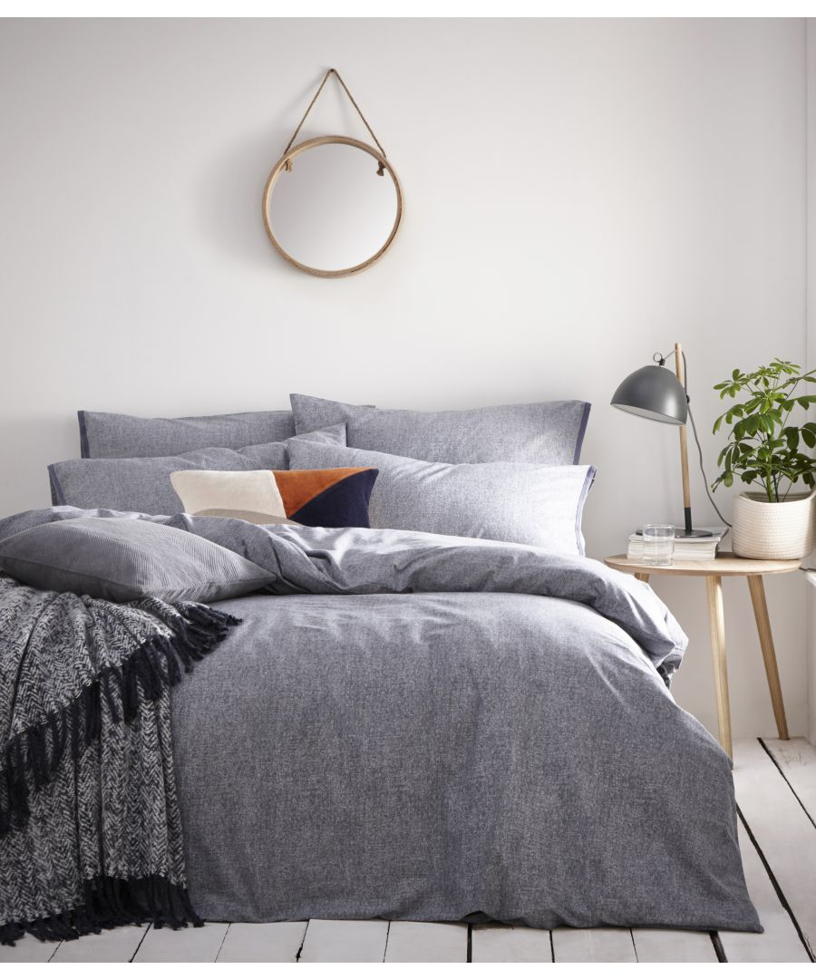 Image for Claybourne Duvet Set Denim