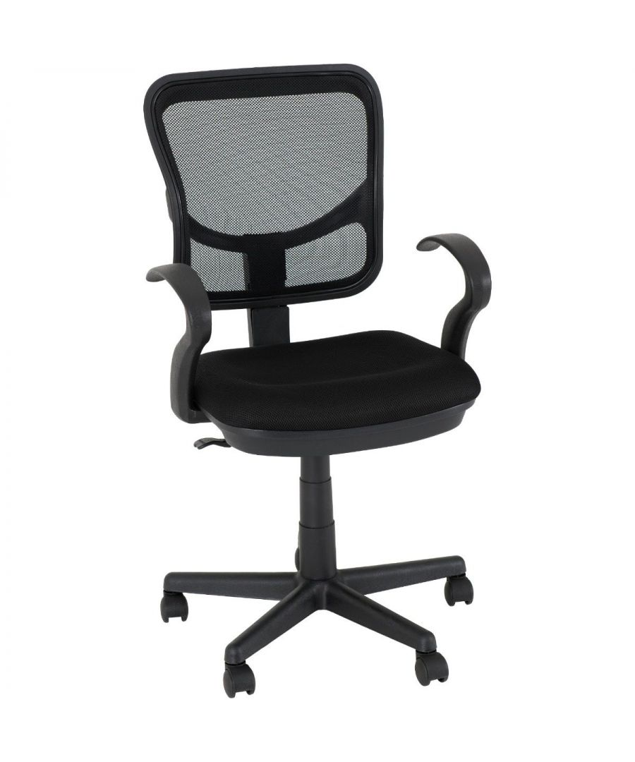 Image for Clifton Black Computer Chair