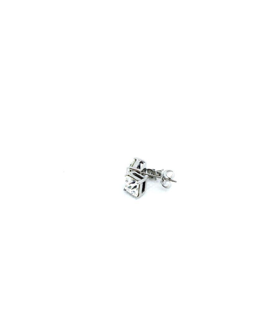 Image for Simon Carter Clear Crystal Stud Earrings