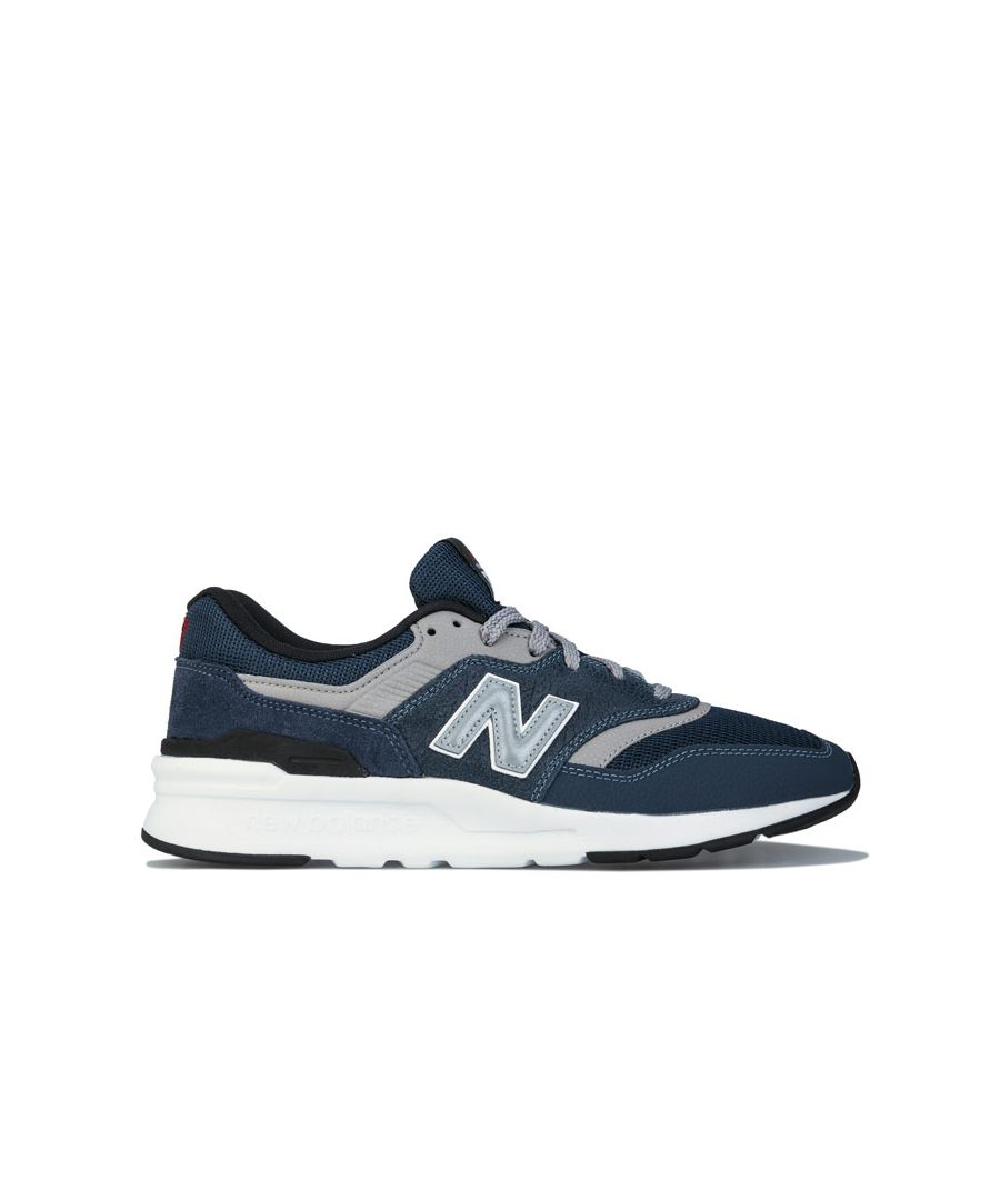 Image for Men's New Balance 997 Trainers in Navy