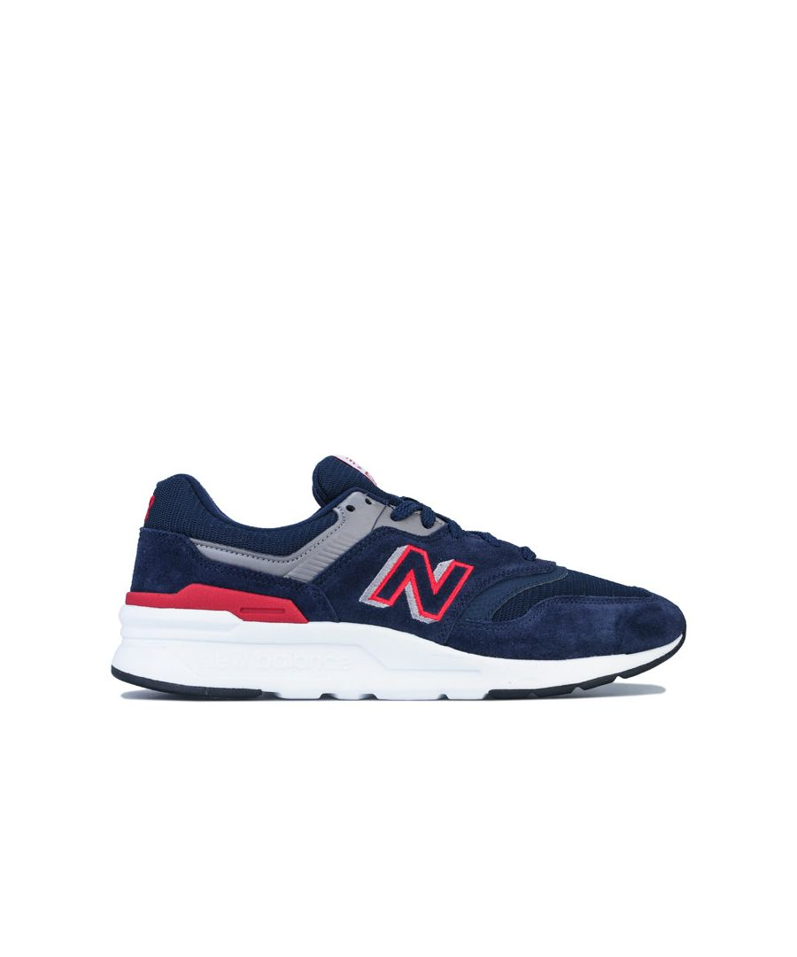 Image for Men's New Balance 997H Trainers in Navy