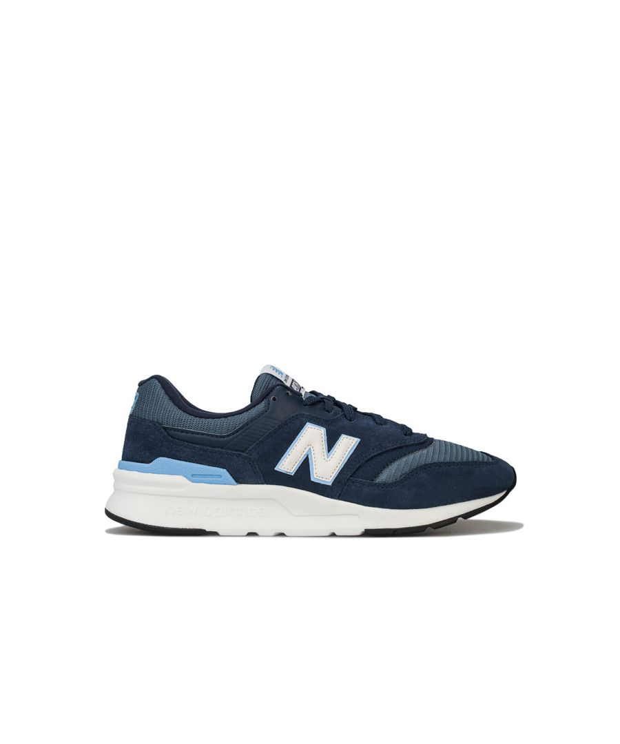 Image for Men's New Balance 997H Running Trainers in Navy