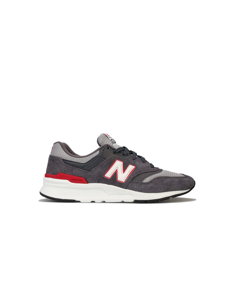 Image for Men's New Balance 997H Running Trainers in Grey