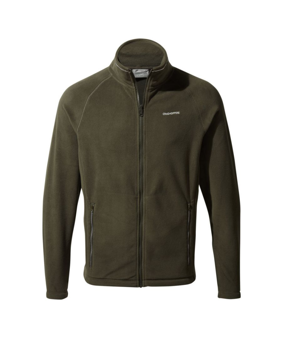 Image for Craghoppers Mens Selby Interactive Poly Micro Fleece Jacket Top