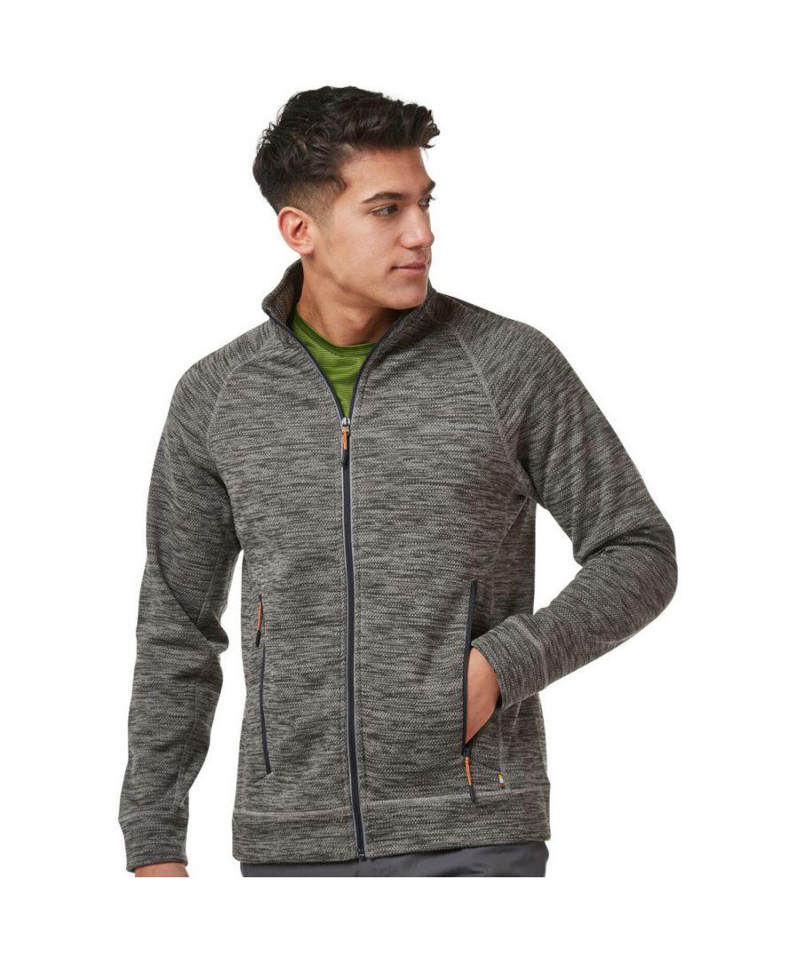 Image for Craghoppers Mens Stromer Insulated Full Zip Fleece Jacket