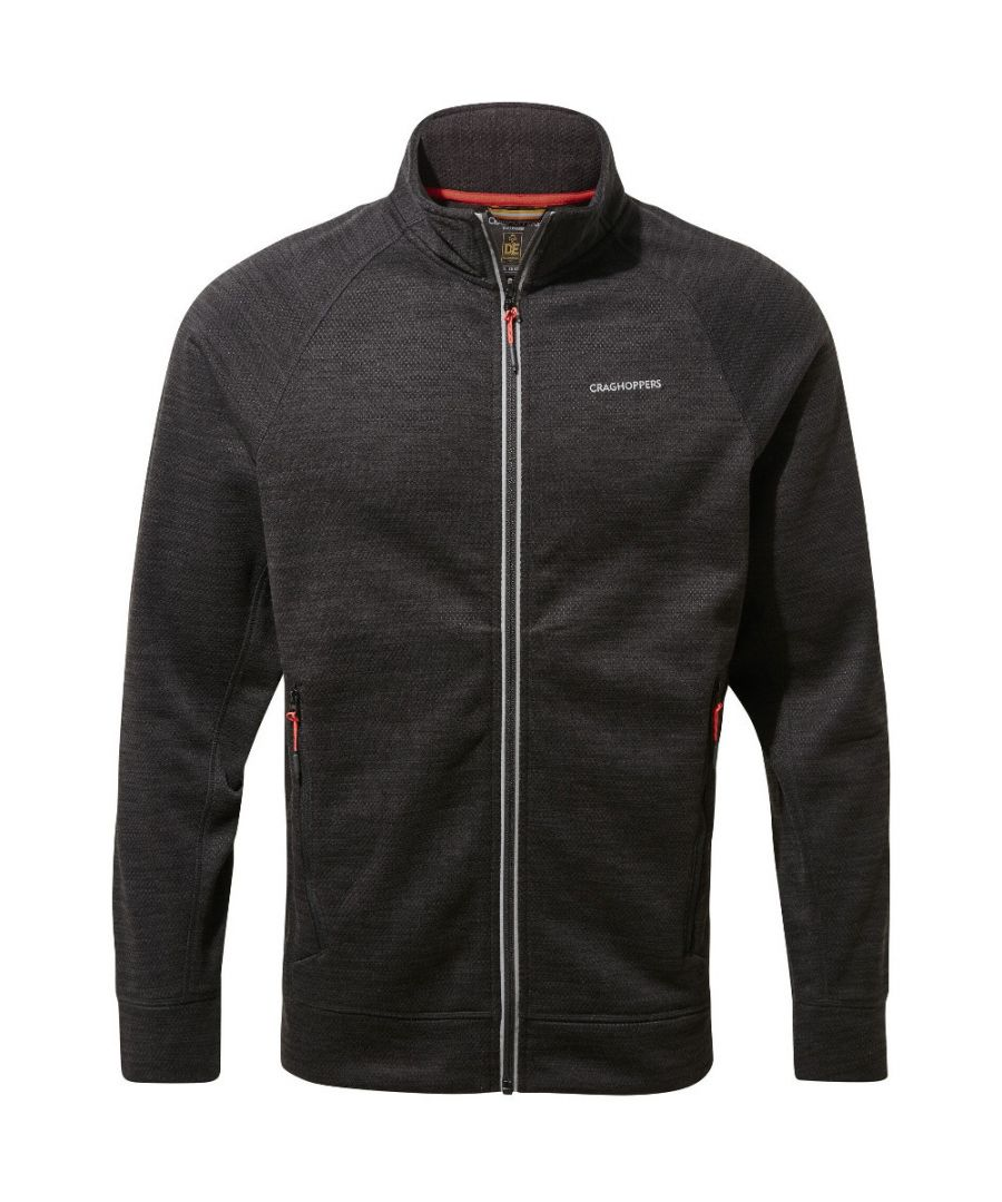 Image for Craghoppers Mens Stromer Insulated Full Zip Fleece Jacket