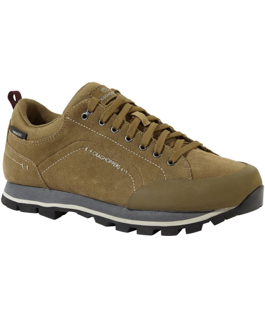 Image for Craghoppers Mens Onega Lace Up Breathable Walking Shoes