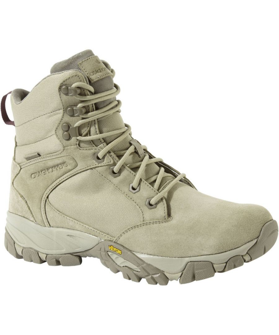 Image for Craghoppers Mens Salado Breathable Desert Hi Walking Boots