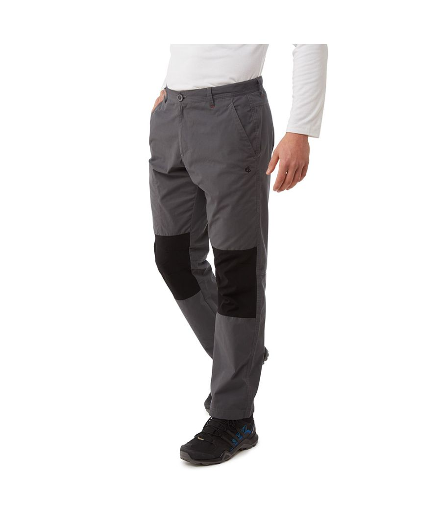 Image for Craghoppers Mens Verve Durable Cargo Walking Trousers