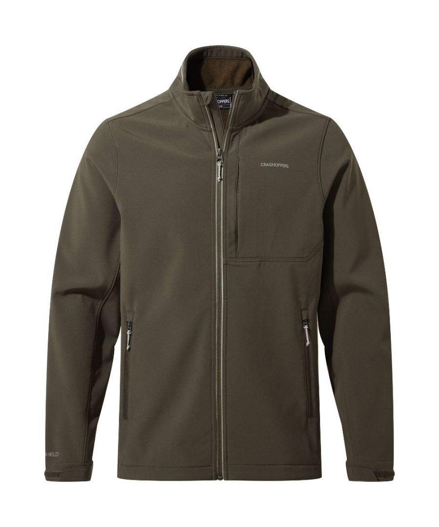 Image for Craghoppers Mens Altis Insulated Windproof Softshell Jacket