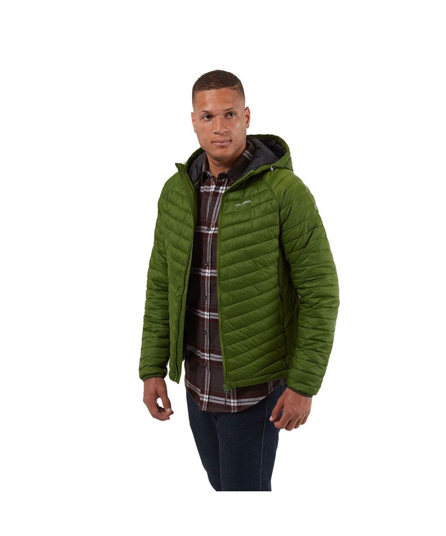Image for Craghoppers Mens Expolite Hooded Insulated Jacket