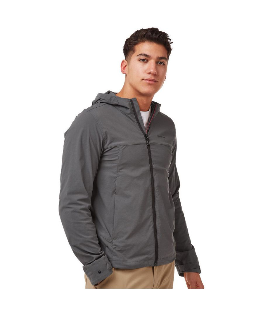 Image for Craghoppers Mens NosiLife Vitor Packable Adventure Jacket