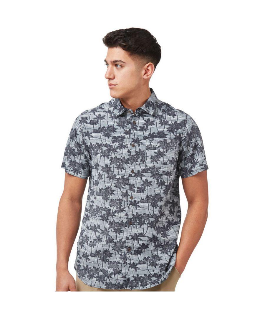 Image for Craghoppers Mens Carlos Lightweight Short Sleeve Shirt