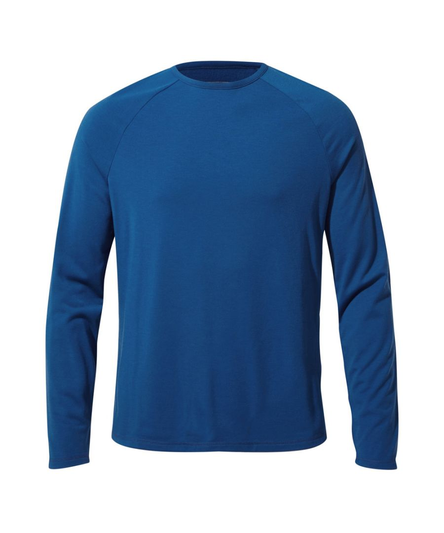 Image for Craghoppers Mens 1st Layer Long Sleeve Base Layer Top