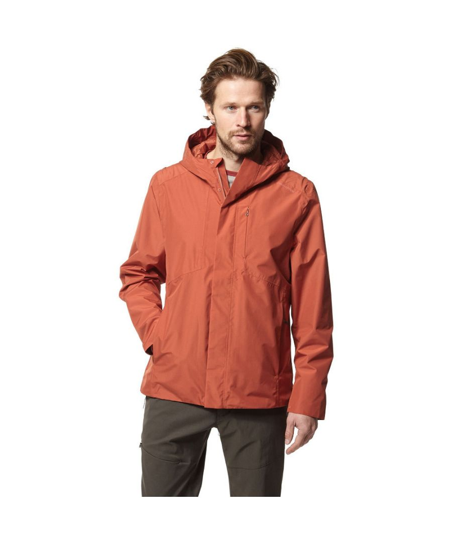 Image for Craghoppers Mens Treviso Waterproof Packable Shell Jacket
