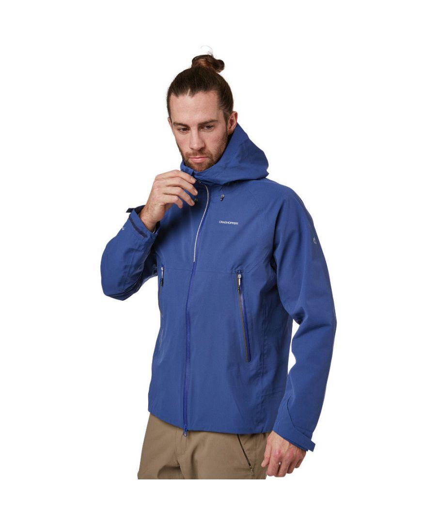 Image for Craghoppers Mens Trelawney Wateproof Breathable Warm Jacket