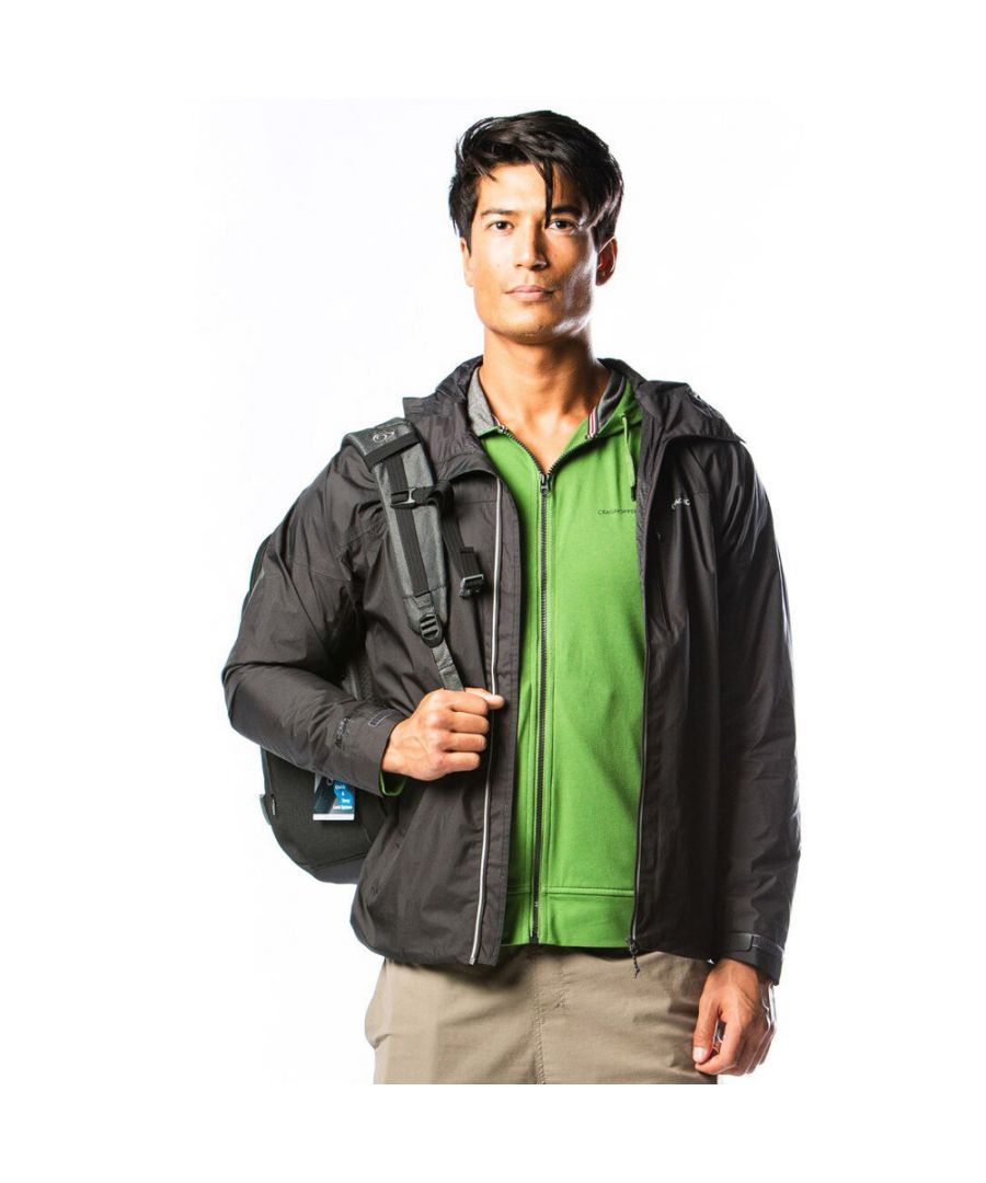 Image for Craghoppers Mens Notus Lightweight Waterproof Shell Jacket