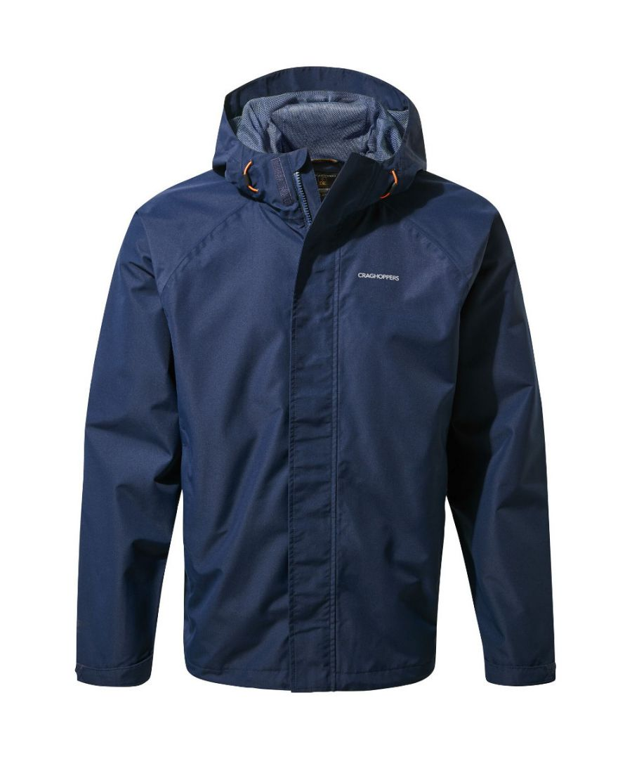 Image for Craghoppers Mens Orion Waterproof Breathable Shell Jacket