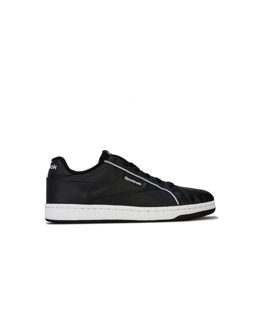 Image for Women's Reebok Classics Royal Complete Clean LX Trainers in Black-White