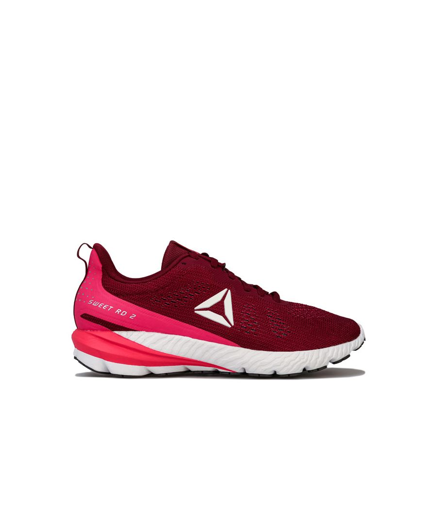 Image for Women's Reebok Sweet Road 2 Running Shoes in wine