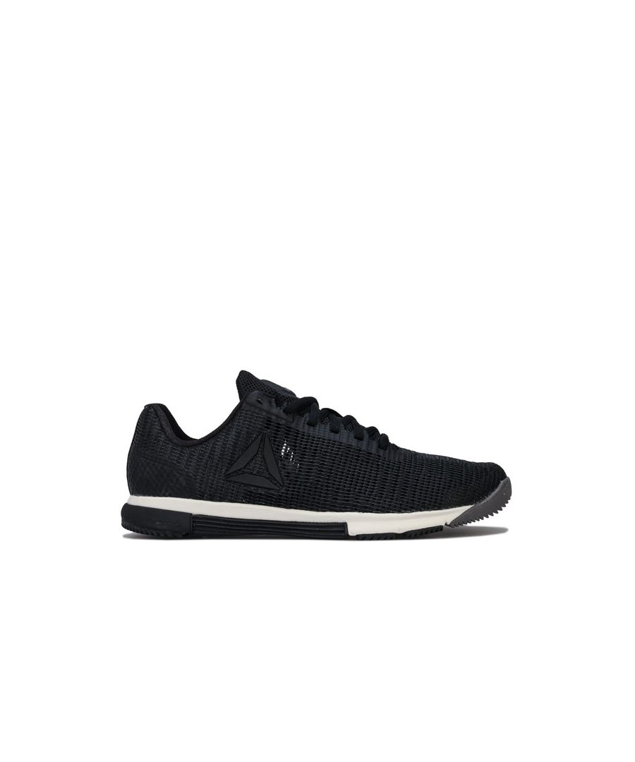 Image for Women's Reebok Speed TR Flexweave Trainers in Black