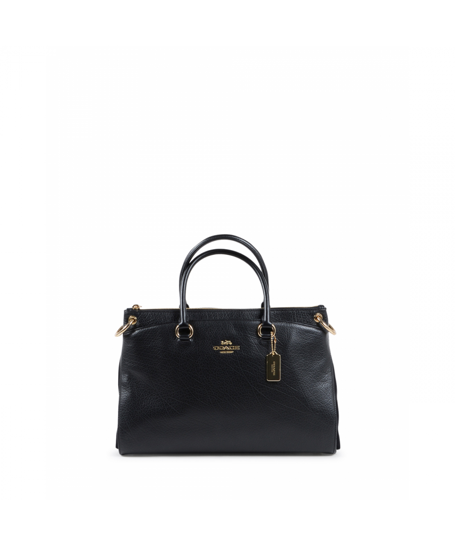 Image for Coach Womens Handbag Black F78750 NERO