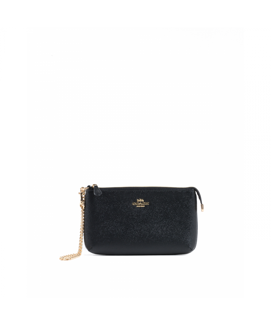 Image for Coach Womens Wallet Black F73044 BLACK