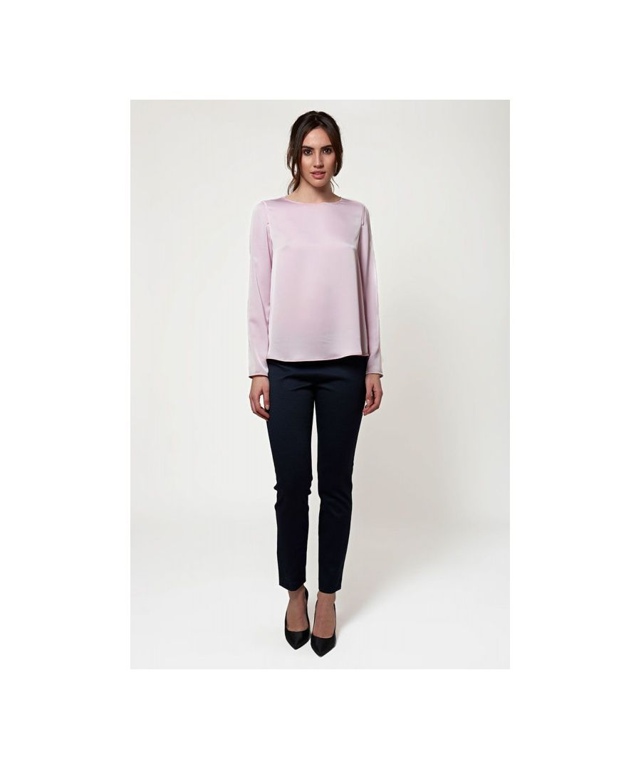 Image for Collection Fluid Long Sleeved Blouse