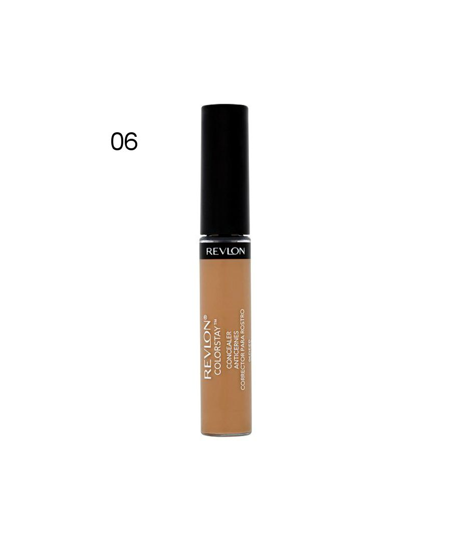 Image for Revlon ColorStay Concealer 6.2ml (0.21 fl. oz.) - 06 Deep