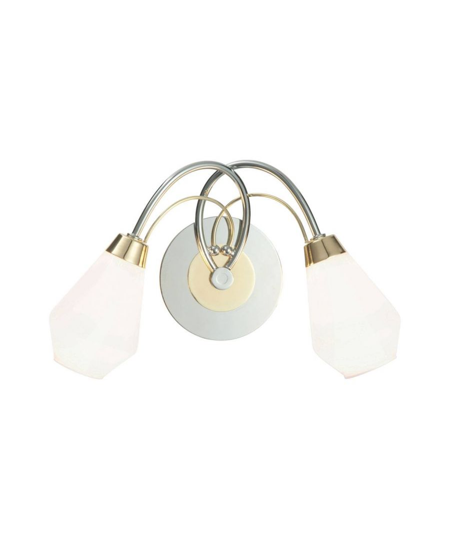 Image for Conrad 2 Light Wall Light