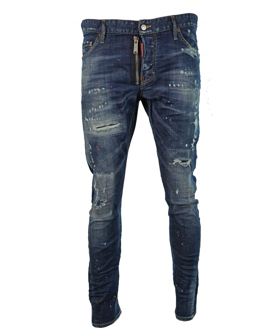 Image for DSquared2 Cool Guy S71LB0504 S30342 470 Jeans