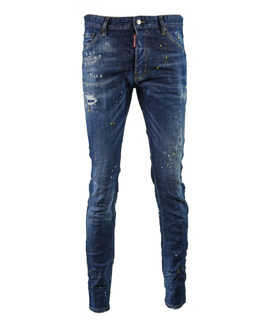 Image for DSquared2 Cool Guy  S71LB0581 S30342 470 Jeans