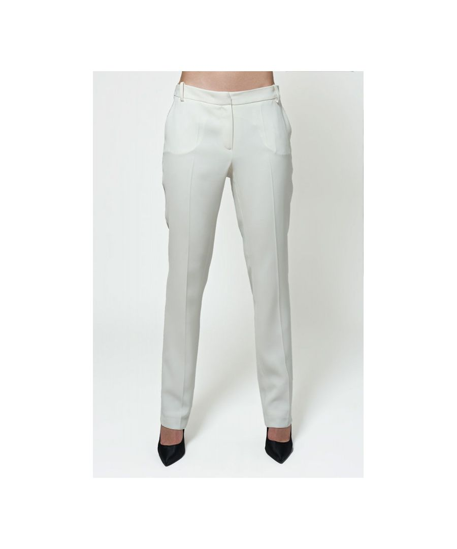 Image for Collection Straight Leg Trousers