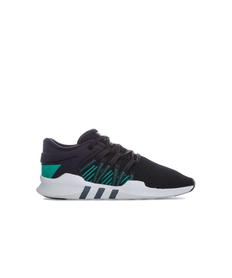 Image for Women's adidas Originals EQT Racing ADV Trainers in Black