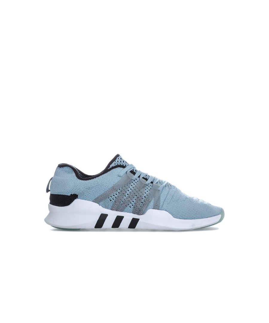 Image for Women's adidas Originals EQT Racing Adv Prime Knit Trainers in Blue