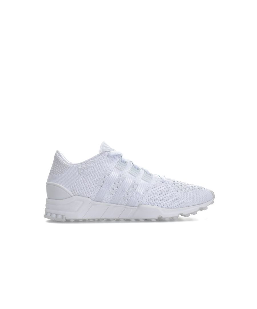 Image for Men's adidas Originals EQT Support RF Primeknit in White