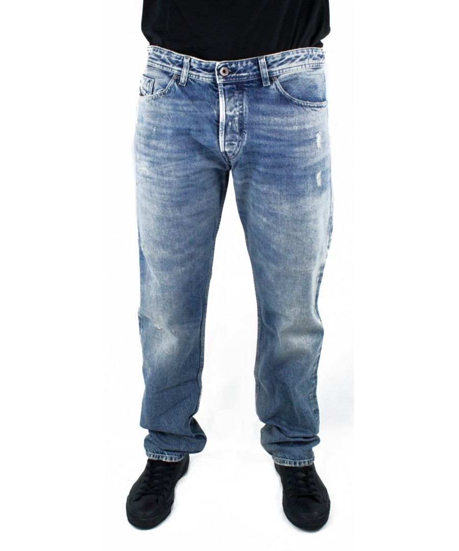 Image for Diesel Black Gold Crave-NT BG82F 01 Jeans