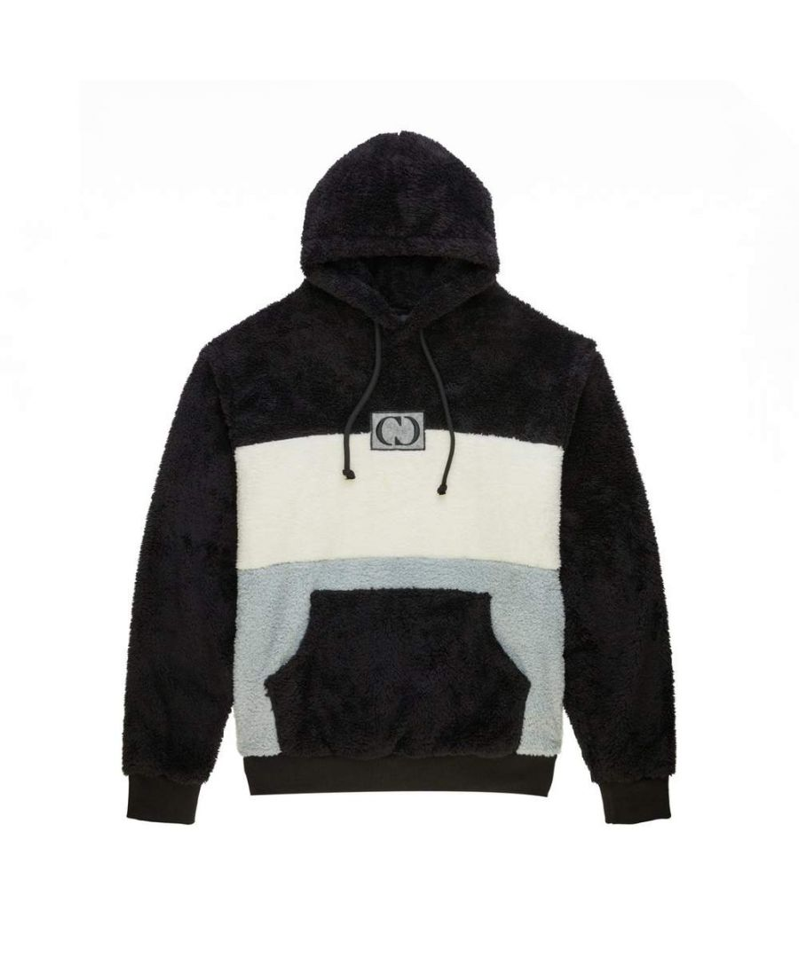 Image for Delli Fleece Hood - Black