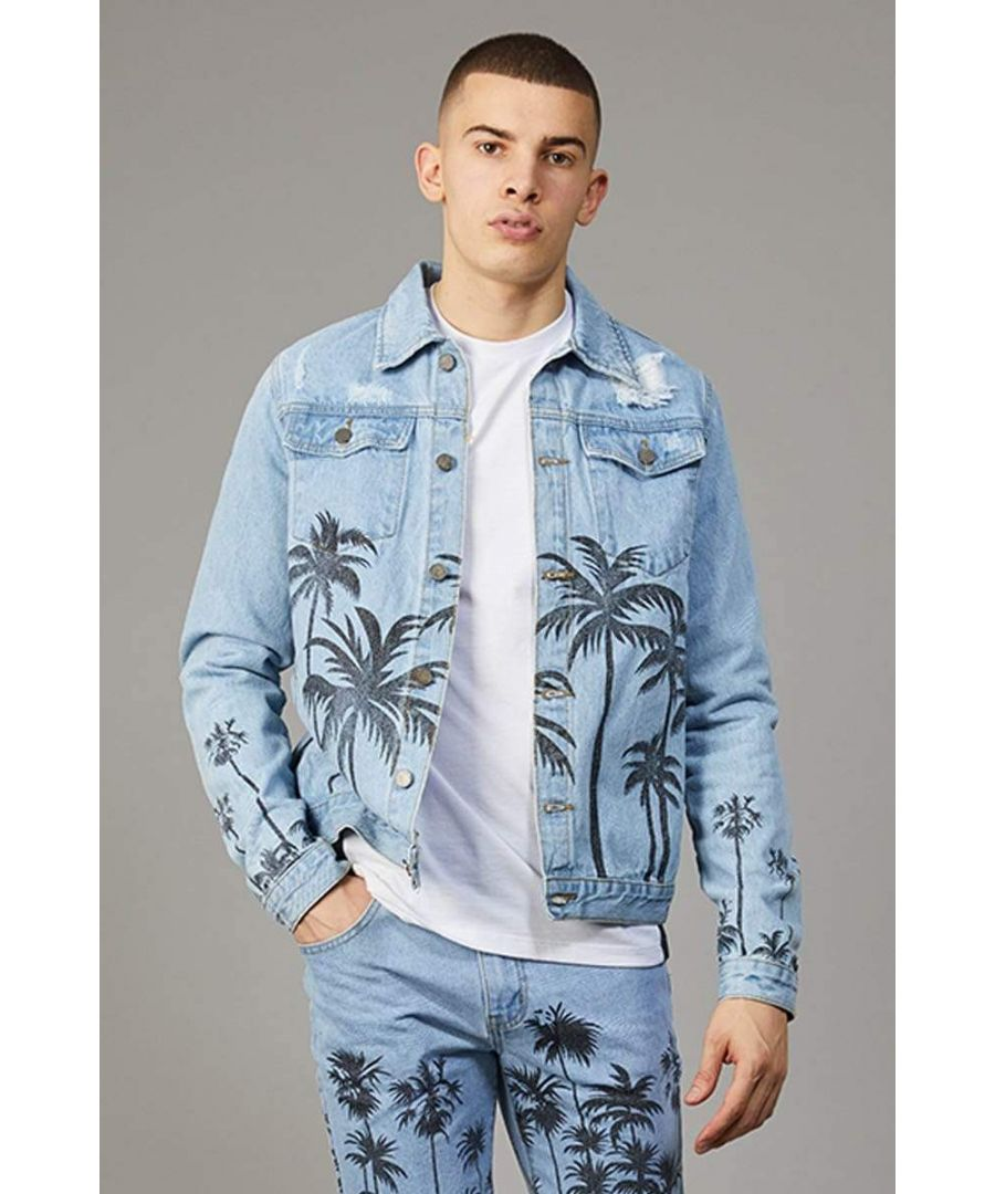 Image for Palm Denim Jacket