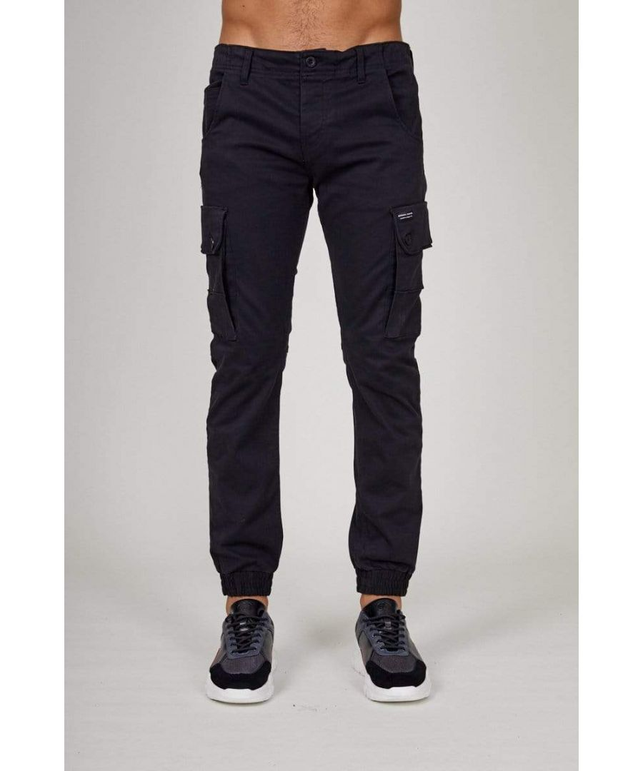 Image for Black Cargo Pant