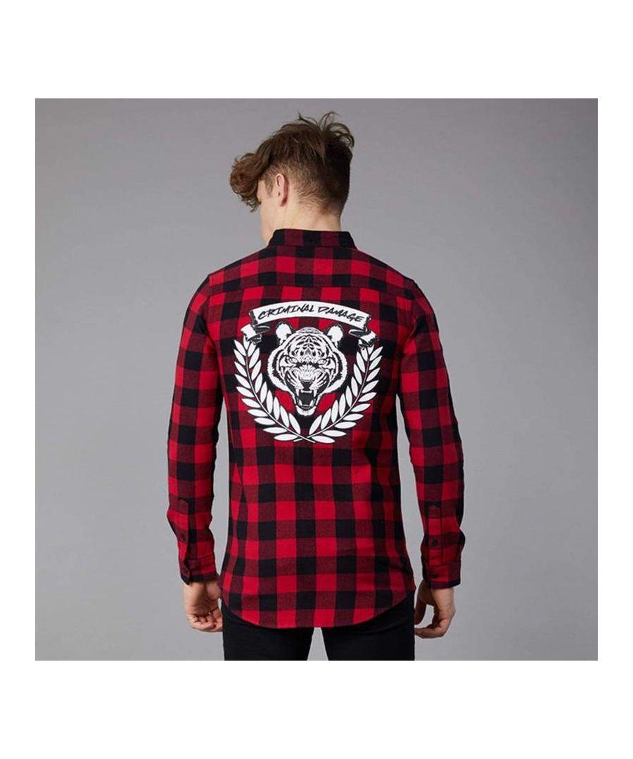 Image for Kids Tiger Jack Shirt