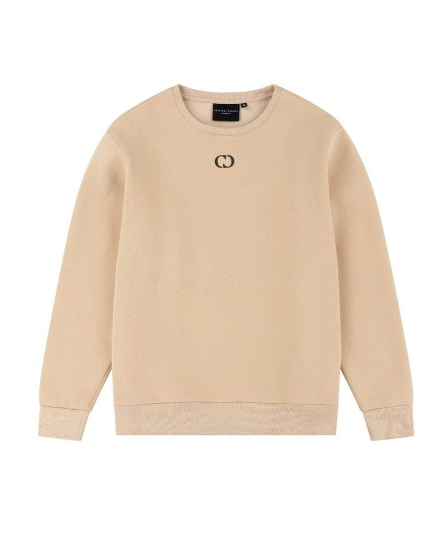 Image for Essential Sweat - Beige