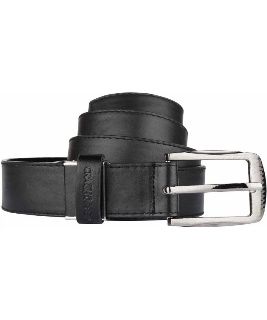 Image for Craghoppers Mens & Womens Adjustable Leather-Look Money Belt