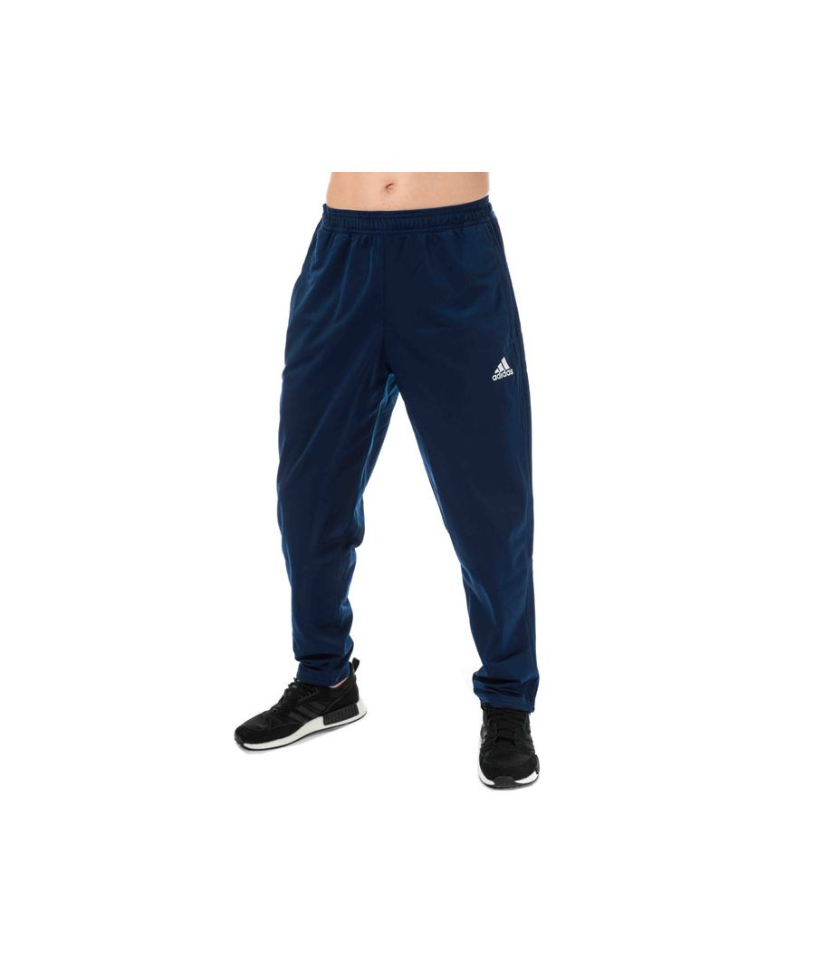 Image for Men's adidas Condivo 18 Tracksuit Bottoms in Dark Blue