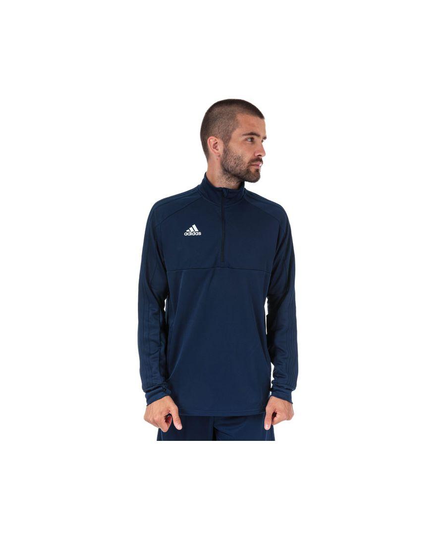 Image for Men's adidas Condivo Multisport Training Top in Dark Blue
