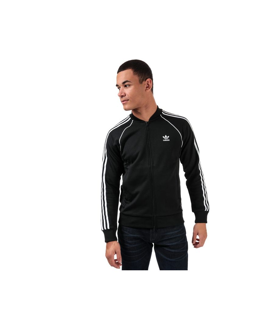 Image for Men's adidas Originals SST Track Top in Black
